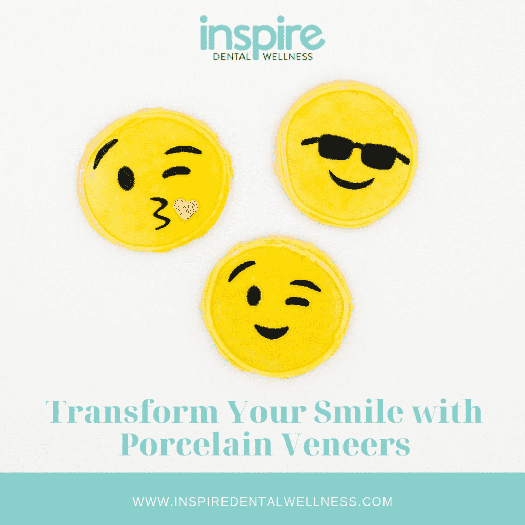 Transform Your Smile with Porcelain Veneers
