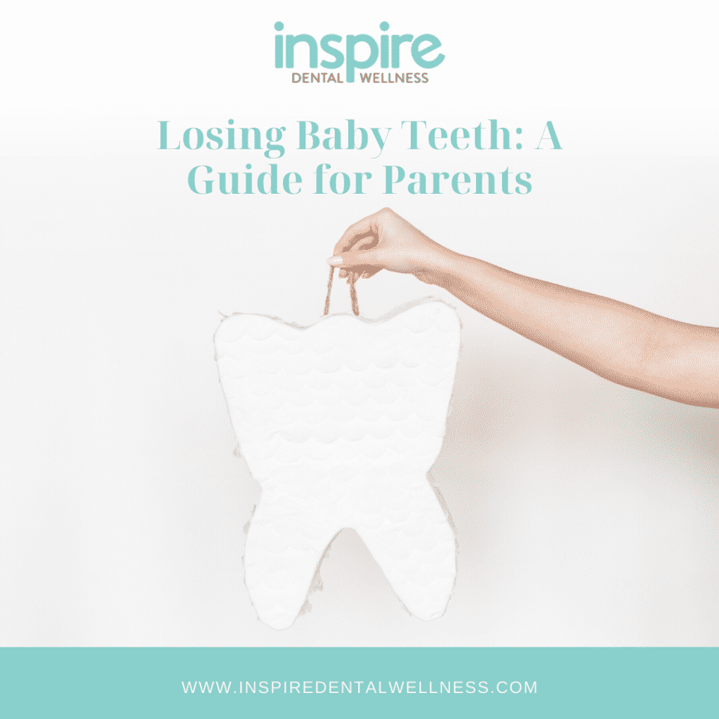 Losing Baby Teeth Blog Graphic