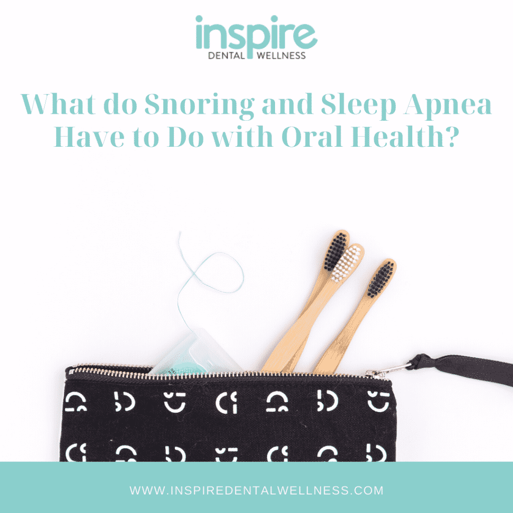 snoring and sleep apnea blog post image